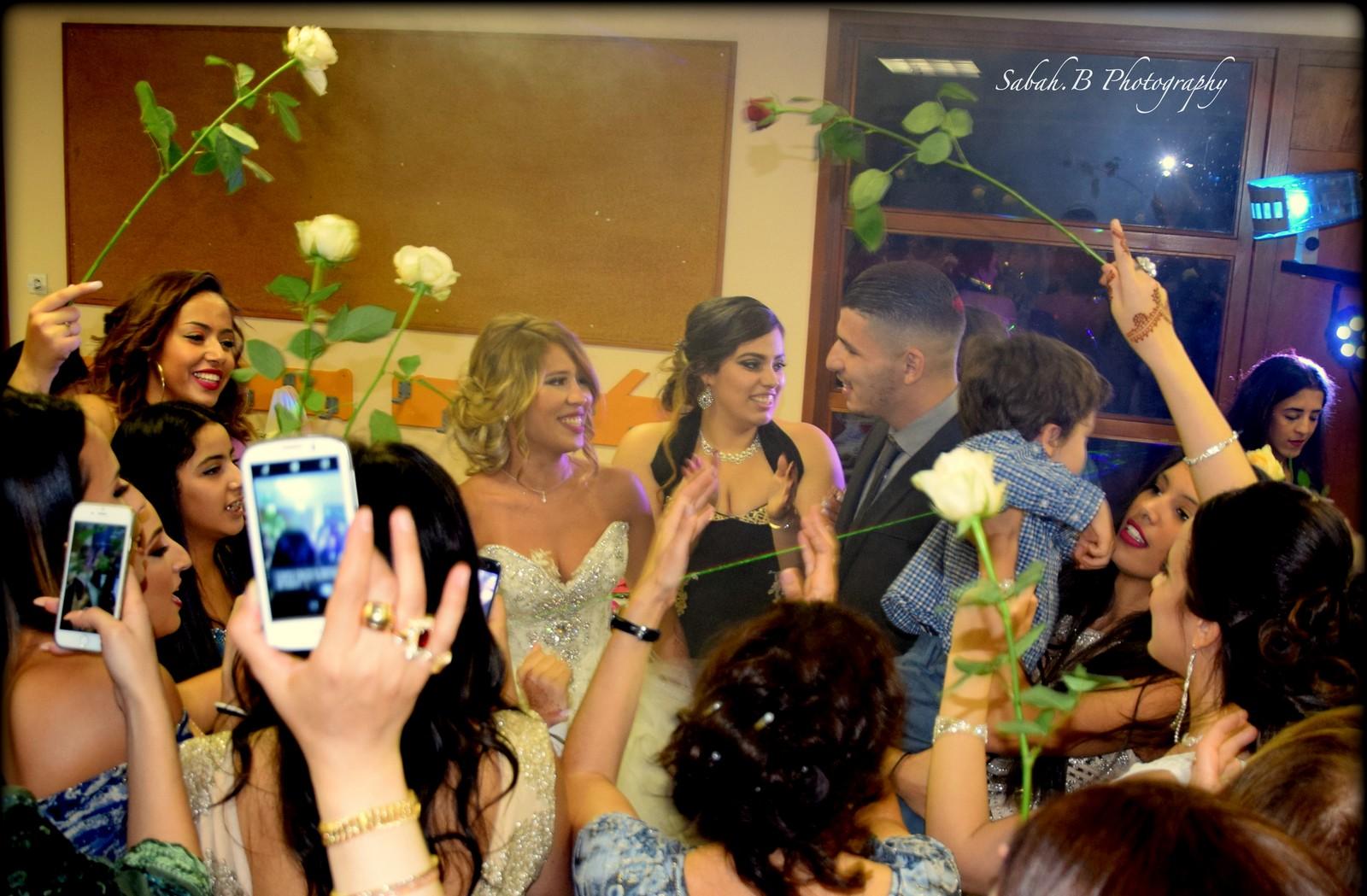 photographe de mariage festif rhone : SABAH.B