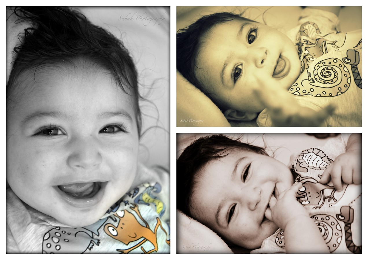 Photographe portrait bébés