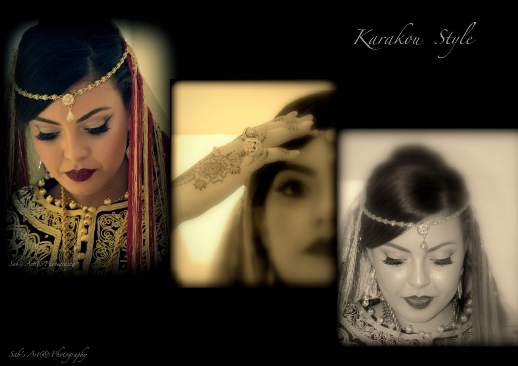Photographe mariage oriental portraits :SABAH.B