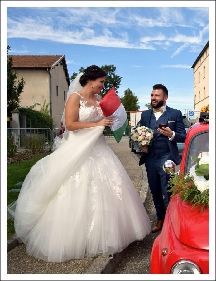 Photographe mariage couple couleur
