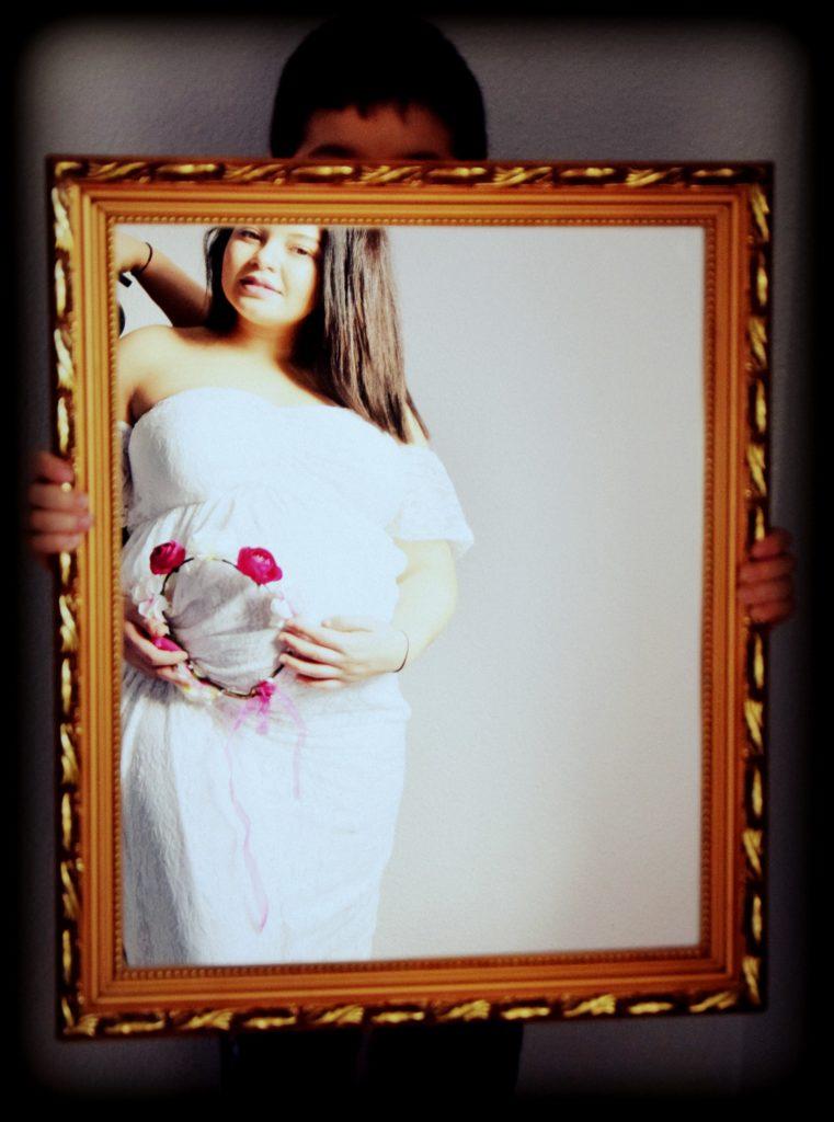 Photographe femme enceinte : SABAH.B