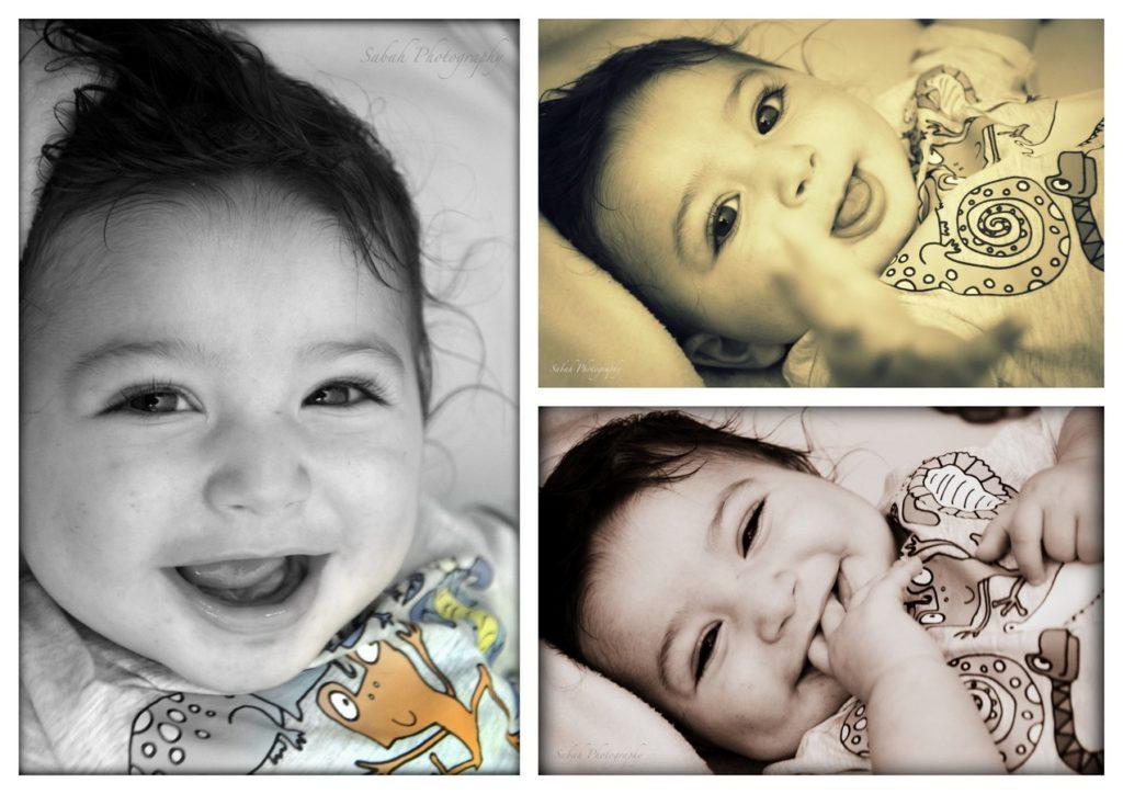 Photographe nouveaux nés : SABAH.B