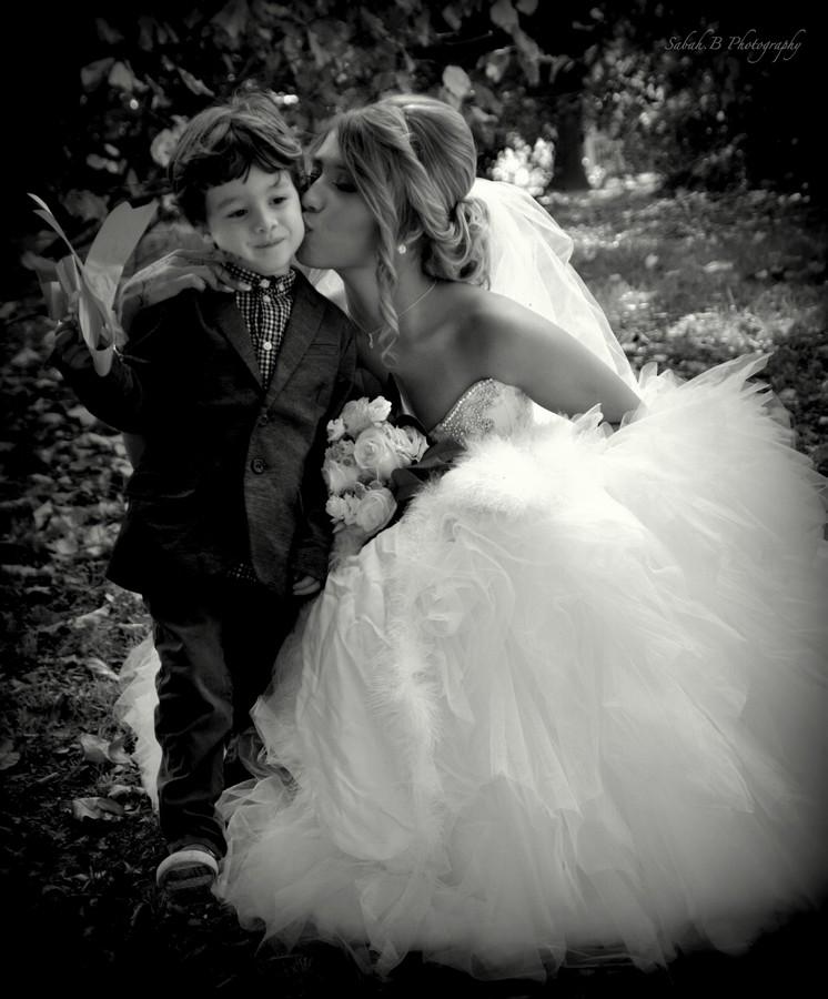 Photographeportrait mariée : SABAH.B