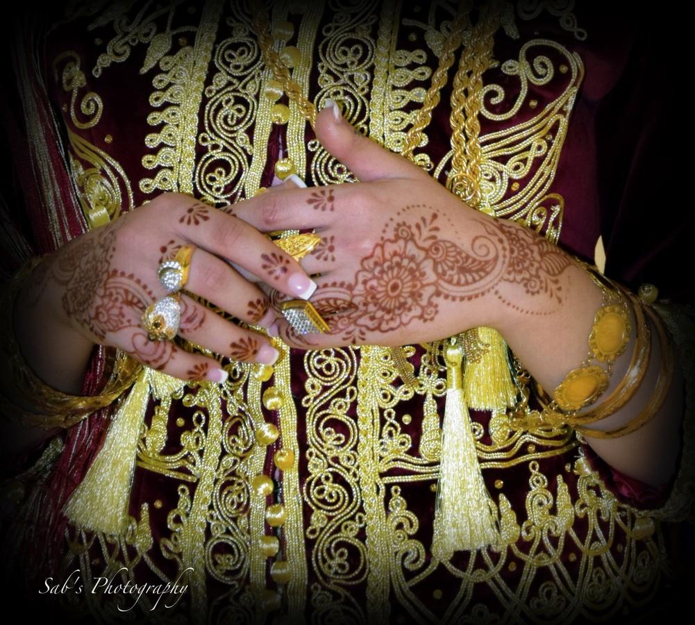 Photographe mariage oriental portraits : SABAH.B