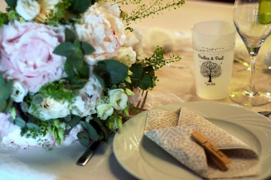 Photographe déco table de mariage