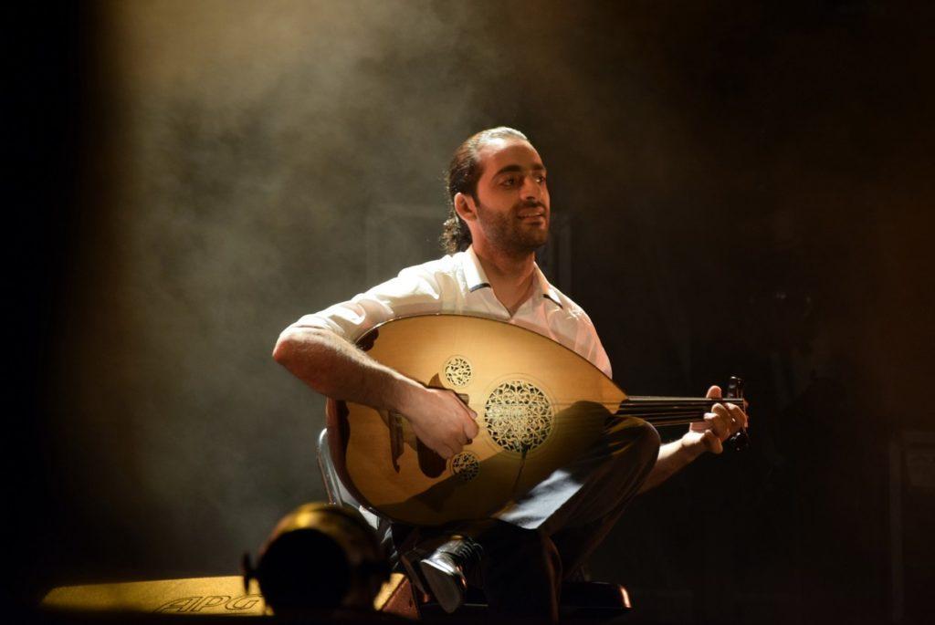 Photographe portrait musicien  : SABAH.B