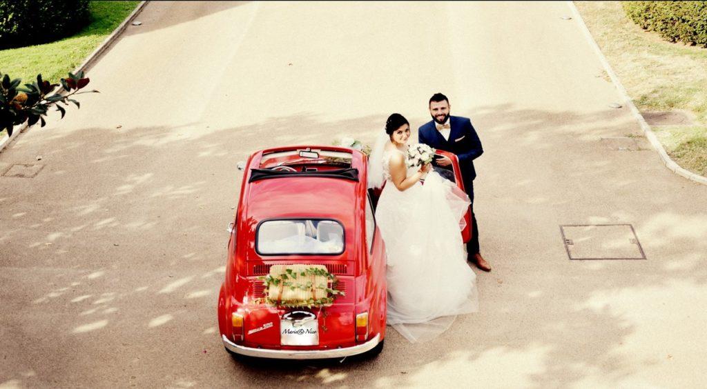 Photographie mariage vintage :SABAH.B