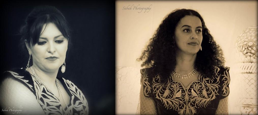 Portraits mariage oriental : SABAH.B