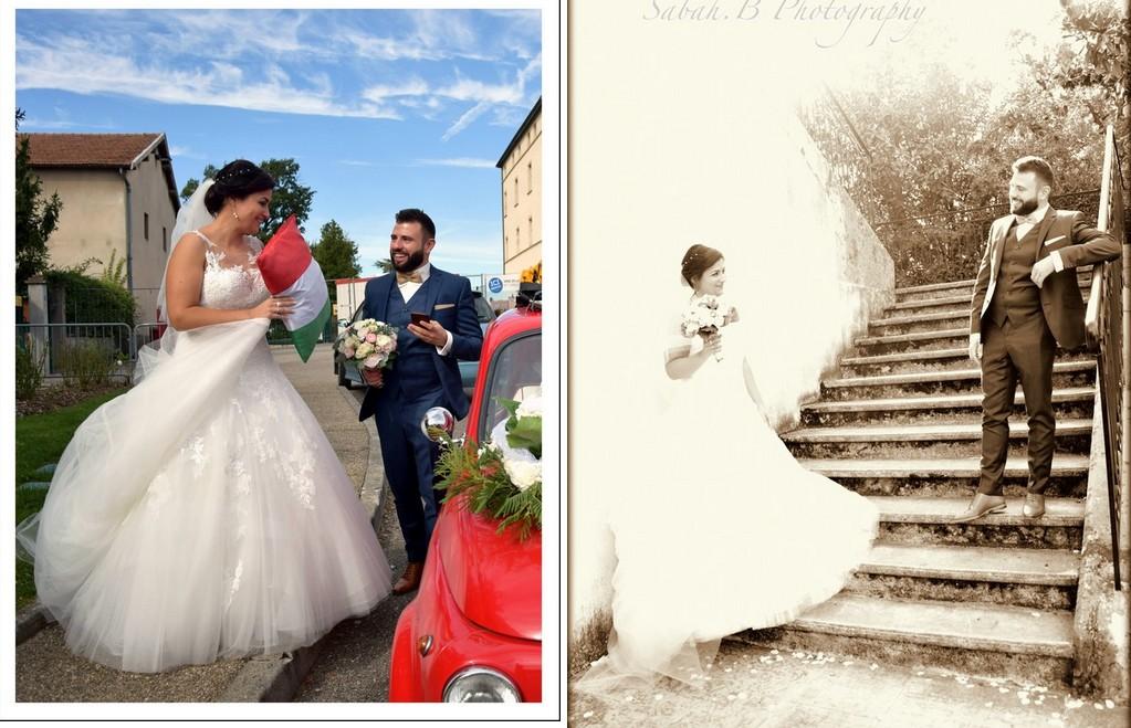 Photographe mariage Rhône 69 : SABAH.B