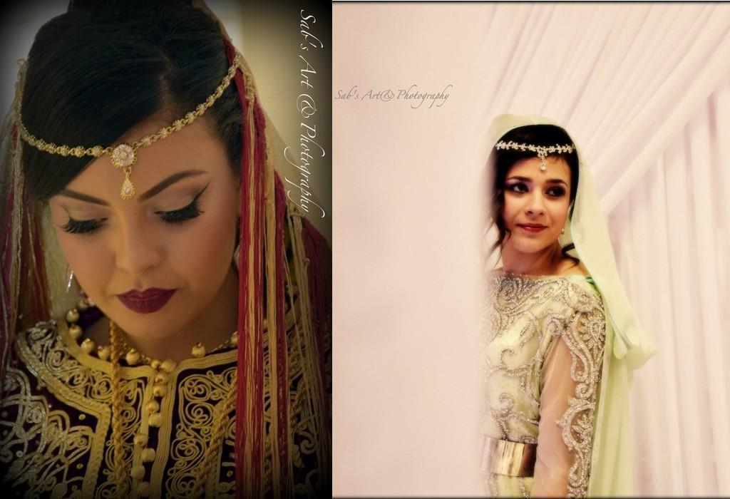 Reportage photo mariage oriental : SABAH.B